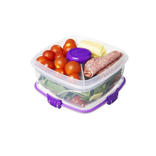 Afbeeldingen van Lunchbox - salad Max
